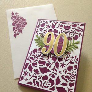 90er-Karte