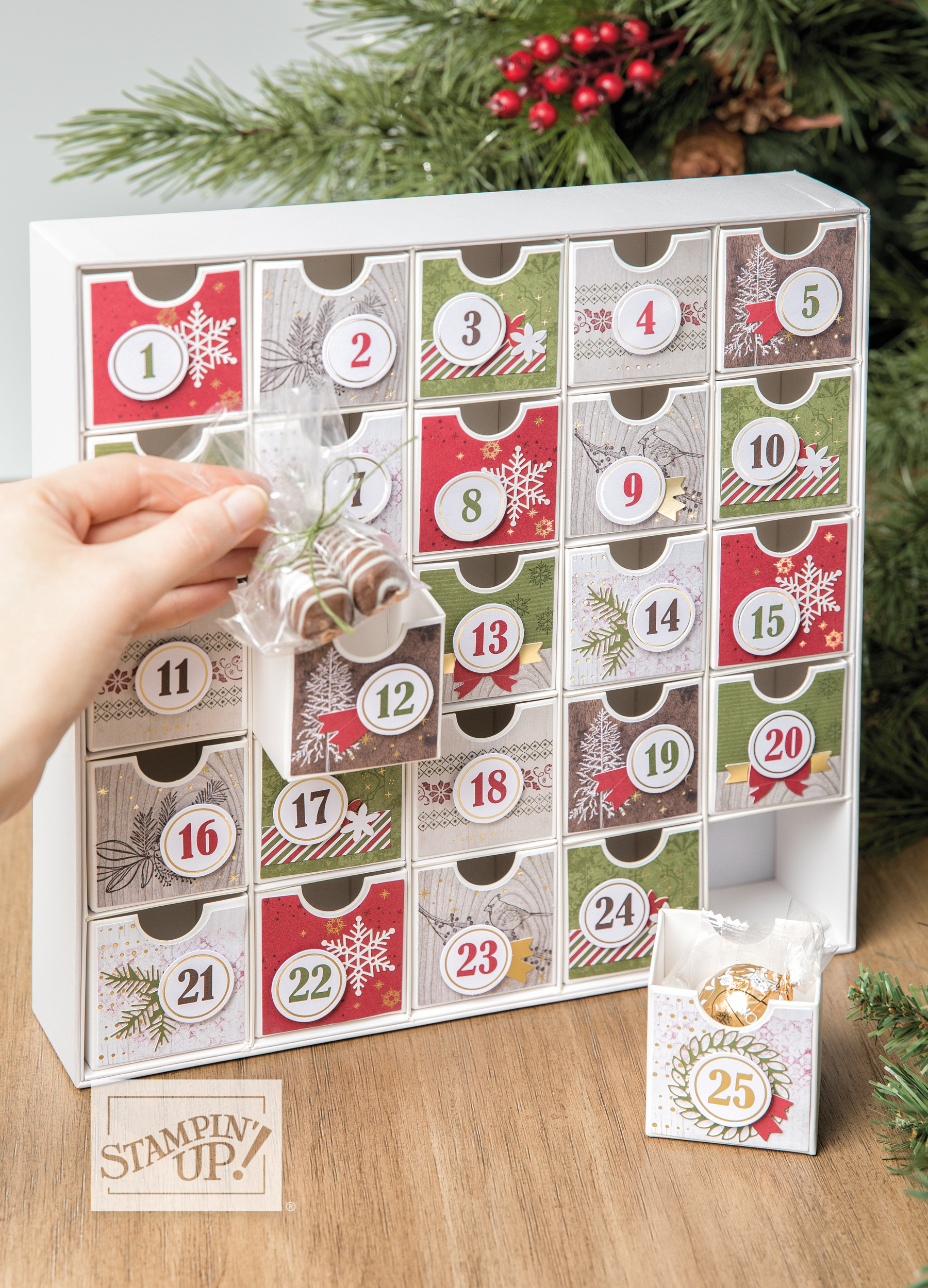 "Projektworkshop ""Adventskalender"""